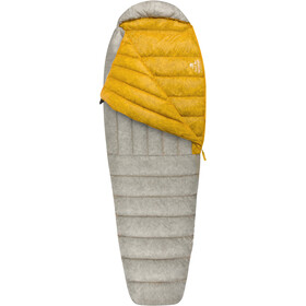 Sea to Summit Spark SpI Sac de couchage Long, light grey/yellow